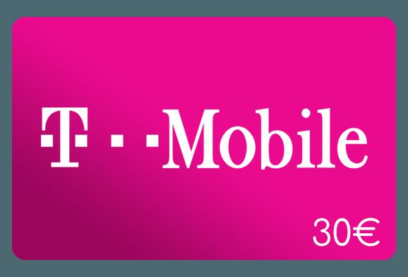 t mobile 30 euro aufladen online