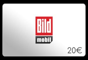 bildmobil 20 euro aufladen online