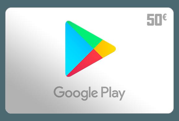 google play guthaben 50 euro aufladen online