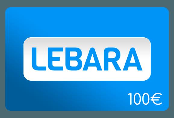 lebara 100 euro aufladen online