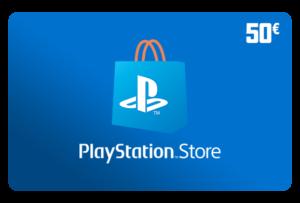playstation psn card guthaben 50 euro aufladen online psn code