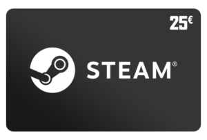 steam card guthaben 25 euro aufladen online steam code