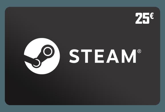 steam card guthaben 25 euro aufladen online steam code