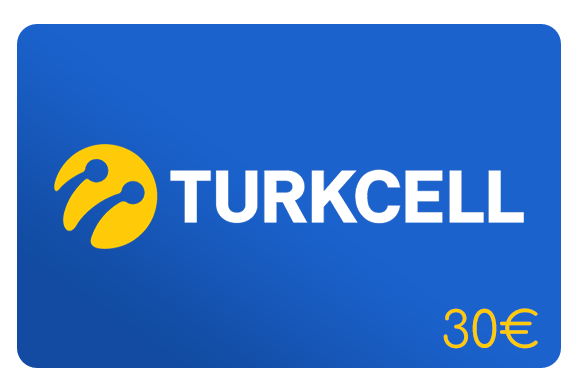 turkcell lifecell 30 euro aufladen online