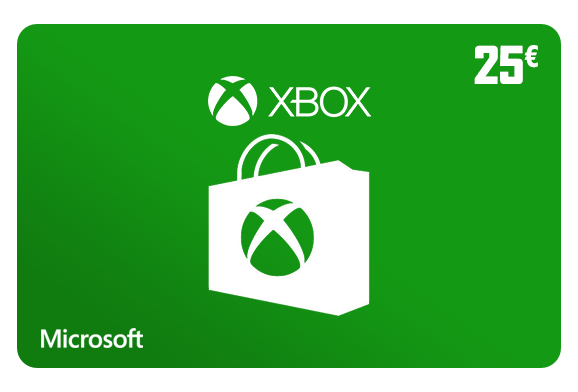 xbox guthaben 25 euro aufladen online guthabenkarte gift card